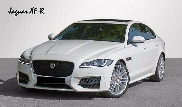 Jaguar XF trouwauto