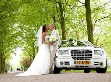 Chrysler 300C in Kijkduin